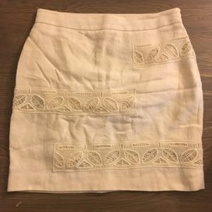 Anthropologie Moulinette Souers Skirt size 6